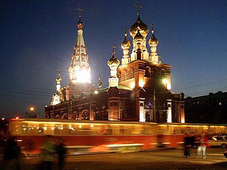 Храм Вознесения Господня, Пермь